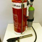 Hochdruckschaumlöschgerät