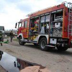 Diesel aus Lkw-Tank ausgelaufen