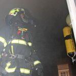 Brandschlag auf Asylbewerberheim in Escheburg